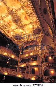 belfast opera house interior view of the opera house showing the