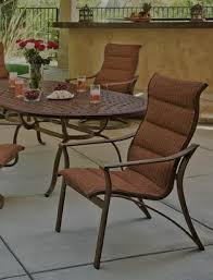 Re Sling Patio Chairs Beautiful Idea Tropitone Patio Furniture Used Repair Parts Covers