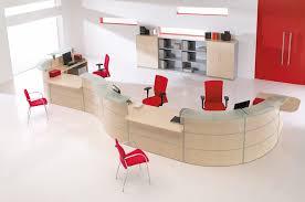 mobilier professionnel bureau mobilier d accueil professionnel bureau simple blanc