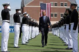 president obama addresses the u s coast guard academy u0027s class of