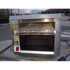 Commercial Conveyor Toaster Star Holman Conveyor Toaster Model Ez10 Used Good Condition Used