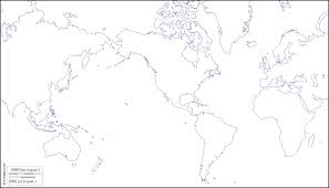 Outline World Map Outline World Map Throughout Of The Besttabletfor Me And New
