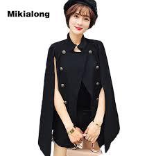 mikialong 2017 korean fashion double breasted blazer women jacket