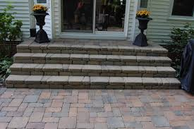 stone patios solon hudson chagrin gallery hoehnen landscaping