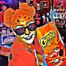 Cheetah Girls Halloween Costume Cool Homemade Halloween Costume Idea Chester Cheetos Cheetah
