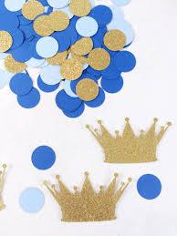 royal prince baby shower decorations royal prince baby shower decorations crown confetti baby boy