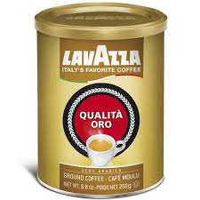 lavazza qualita oro 100 arabica medium roast ground coffee