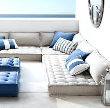 Seating Furniture Living Room Low Seating Furniture Contemporary Outdoor Balcony Space With Low