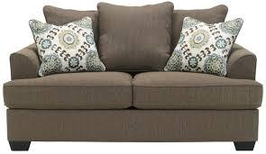 Ashley Furniture Corley Slate Loveseat AHFA Love Seat Dealer