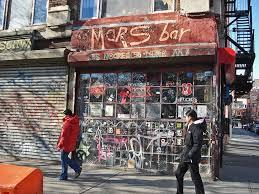 isn u0027t it ironic east village punk hangout mars bar to be reborn