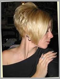 show pictures of a haircut called a stacked bob stacked bob hairstyles back view style them fabulous high