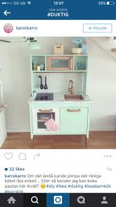 Ikea Play Kitchen Hack by 72 Best Kids Duktig Ikea Hack Images On Pinterest Ikea Hack