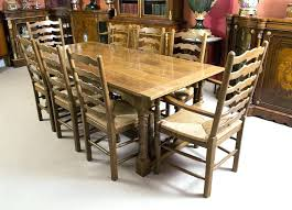 8 Chair Dining Table Set Round Oak Dining Table Ireland Rounddiningtablesscom Round Oak