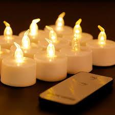 led tea lights battery life pack of 16 flameless yellow remote control led tea lights battery