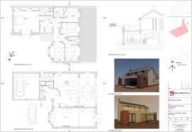 drawing plans for a house extension house list disign