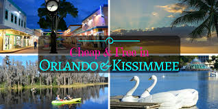 10 free and cheap things to do in orlando kissimmee orlando