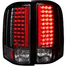 chevy silverado led tail lights chevy silverado anzo l e d tail lights 311081