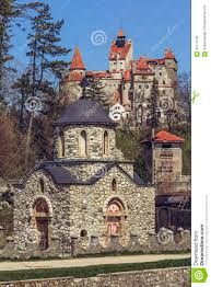 bran castle romania editorial image image 56771105