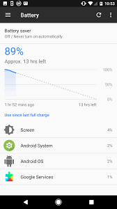 better battery stats apk android oreo feature spotlight more traditional battery stats