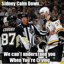 Bruins Memes - crying crosby and the boston bruins boston bruins pinterest
