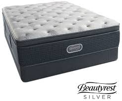 crystal ridge luxury firm pillowtop queen mattress and foundation