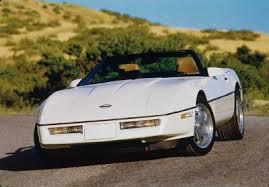 1989 corvette convertible 1989 corvette specifications 1989 corvette specifications