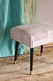 tips and techniques how to re cover an upholstered footstool