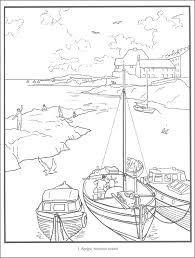 railroad posters america coloring book 030046 details