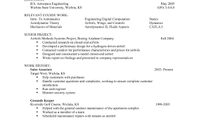 resume format for boeing leavers resume high resume examples no experience