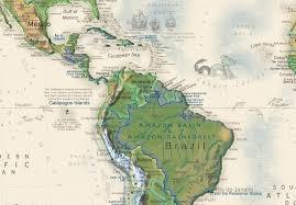 Amazon Maps Nautilus World Map Canvas Wrap Map Geojango Maps