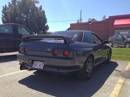 Skyline 1989 Awesome Photos Of The First American Legally Imported Nissan