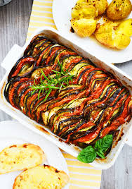 gemüseküche gemüseküche des südens tian provençal provenzalisches gemüsegratin