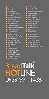 breadtalk philippines