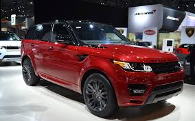 racing land rover another