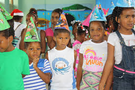 rc st lucia 2016 children u0027s christmas treat district 7030