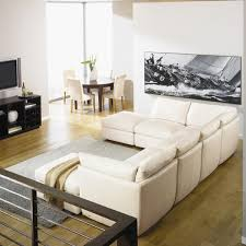Sectional Sofa With Double Chaise Living Room Awesome U Shaped Color Modern Double Chaise Fabric
