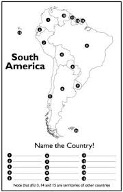 latin america physical and political map mrs davis u0027 6th grade