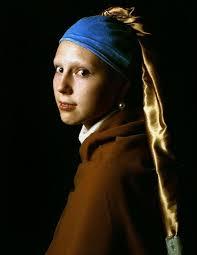 vermeer pearl earrings costumes inspired by works of