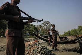 rohingya refugees from burma speak of near genocidal terror time
