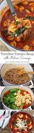 Italian Soup by Tortellini Soup With Italian Sausage U0026 Spinach Yellow Bliss Road