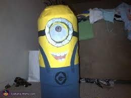 Despicable Minion Halloween Costume 43 Minion Costume Images Halloween Ideas