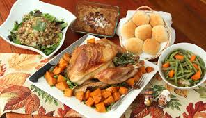 thanksgiving day and beyond 7 days of dinners for 76 41