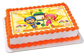 umizoomi cake toppers team umizoomi 2 edible cake and cupcake topper edible prints on