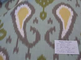 dwellstudio pattern batavia ikat color aquamarine home decor fabric