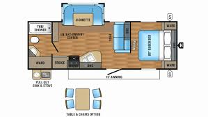 rv bunkhouse floor plans fifth wheel bunkhouse floor plans fresh 3 bedroom rv floor plan