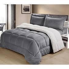 Black Comforter King Size Size King Black Comforter Sets For Less Overstock Com