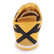 onitsuka tiger mexico 66 mens trainers orange men u0027s shoes