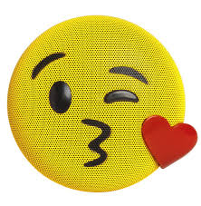 amazon com bigmouth inc emoji drink kooler kitchen u0026 dining jamoji chocolate swirl wireless bluetooth speaker 6 hour