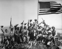 Flag Iwo Jima Image Gallery Battle Of Iwo Jima