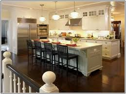 kitchen island seating for 6 build a kitchen island with seating with chandelier and laminate